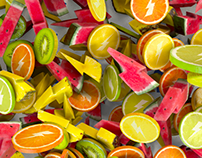 Nickelodeon - Vitamin T - Gfx Package