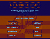 ALL ABOUT THREADS