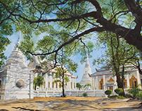 Siam culture