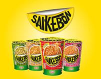 SAIKEBON nudles | STAR, Promo campaign