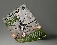 Brain Food - Stroke Prevention