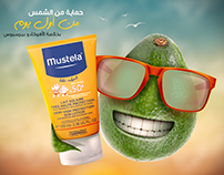 Mustela Facebook Post