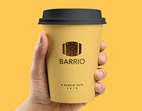 Barrio Coffee Convenience Store | Logo