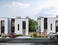 Private Houses in Rovinka