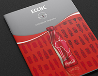 Editorial Design -Coca Cola Company