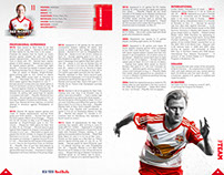 The New York Red Bulls 2016 Media Guide.