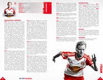The New York Red Bulls 2016 Media Guide.