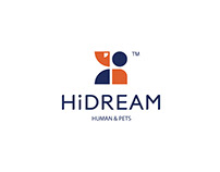 Brand image design - HiDREAM - 人宠互动
