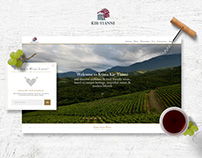 Kir-Yianni Website