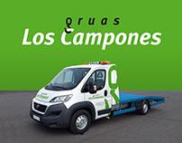 Grúas Los Campones