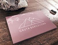 GRUTA BARCELONA   Branding