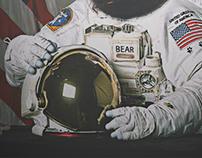 BE(ar) Astronaut