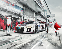 PHOENIX Audi R8LMS