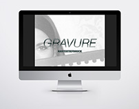"Power Point Presentation ""Gravure"""