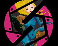 Samus - Super Smash Bross x Art Jam