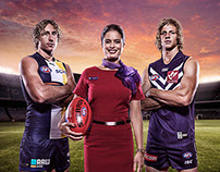 'AFL Give Back'by Steve Greenaway