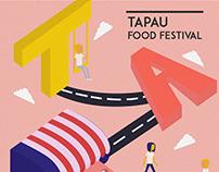 TAPAU | Food Truck Festival Merchandising