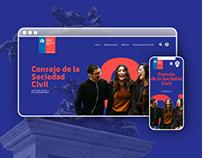 COSOC | Sitio web