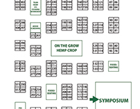 Floor Plan HHI Expo Melbourne, 2017