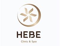 HEBE Spa Logo