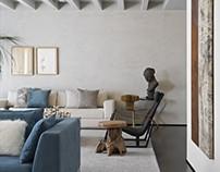 Itaim Apartment by Diego Revollo