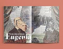 Uma longa história da eugenia   SUPERINTERESSANTE
