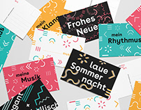 Kreis Warendorf musiziert – Rebranding