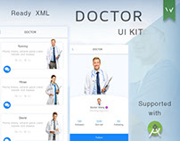 DOCTOR UI KIT