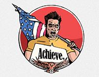 Achieve.