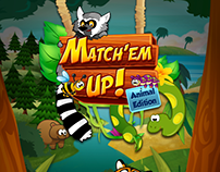 Match'em Up! - Mobile Game for Children