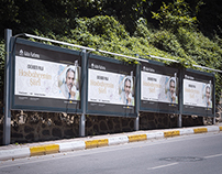 Sultanbeyli Belediyesi İskender Pala Billboard