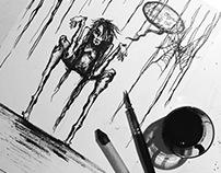 Personal drawings (instagram: mayaakiki_art)