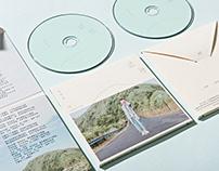 黃得峯《聽聽》單曲包裝設計