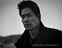 David Lim - American actor & model (S.W.A.T.)
