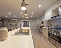 Interior @ Green Design Homes Display #2 Warragul