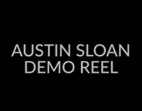 Grad Show Demo Reel