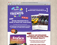 FraSca Design Group - Guide to Promotional Trends