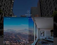 TEN THOUSAND Web site, Luxury Residenses