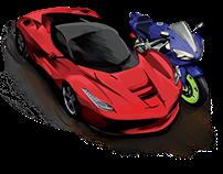 Multan Auto Show 2015