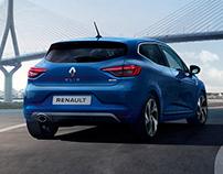 New Renault CLIO RSLINE