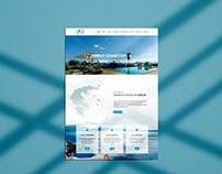 Yachts & Villas Greece | Website