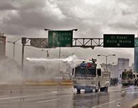 Manifestación del 31 de mayo en Caracas
