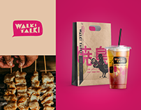 Walki Talki - Urban Yakitori