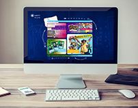 Liberty Retail - Mini Website