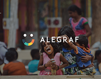 Redesign: Alegraf