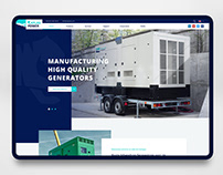 Kaplan Power - Website