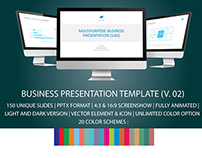 NICE - Business PowerPoint Template