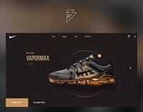 #05 UX/UI - Nike Concepet