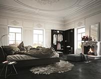 White Room(Bedroom)