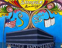 Street Sense Newspaper Summer Reading Cover